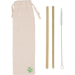 KIT CANNUCCE IN BAMBU' ECOCOMPATIBILI