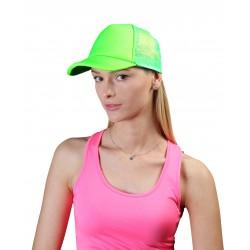 Cappellino 5 pannelli mesh personalizzato
