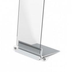 Base in alluminio per pannelli Presstissimo 5 cm (2pz)
