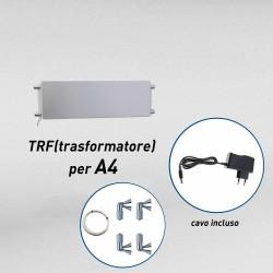 Fly shine light transformator kit per A4 V
