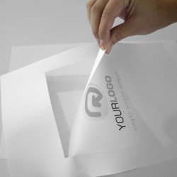 Inserto cartaceo signcode paper (148x148mm)