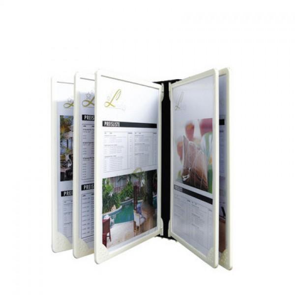 ZMEN5A4TR- Portalistini Menu 5 x A4