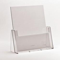 Portadepliant A4 da banco Taymar counter single