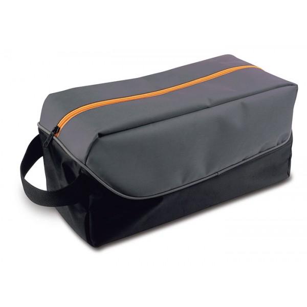 Q24465-SSC-SFT - Portascarpe grigio e nero  personalizzato