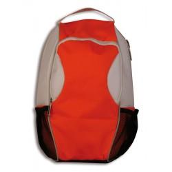 Zainetto da bambino con tasca frontale bicolore  personalizzato