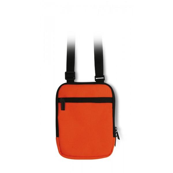 Q24322-SSC-SFT - Borsello da spalla chiusura a zip personalizzato