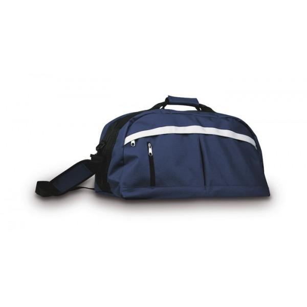 Q24712-SSC1-SFC - Borsa sportiva con tasca frontale personalizzata