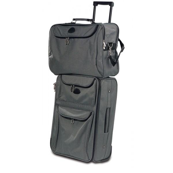 Q24752-SSC1-SFC - Set trolley con borsa personalizzato