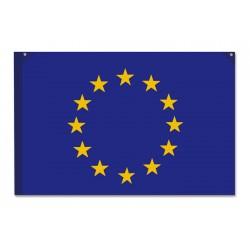 Bandiera europea personalizzata