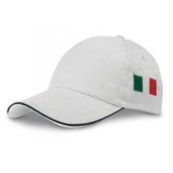 Cappellino 5 pannelli personalizzato