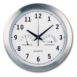 Orologio da parete in alluminio personalizzato