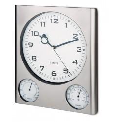 Orologio da parete silver personalizzato