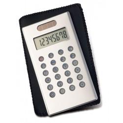 Calcolatrice verticale in alluminio personalizzato