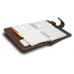 Agenda organizer formato a5 personalizzato