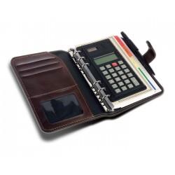 Agenda organizer con calcolatrice personalizzato