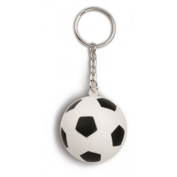 Portachiavi pallone da calcio  antistress personalizzato