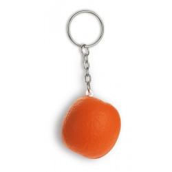 Portachiavi arancia  antistress personalizzato