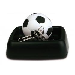 Portafermagli pallone da calcio personalizzato