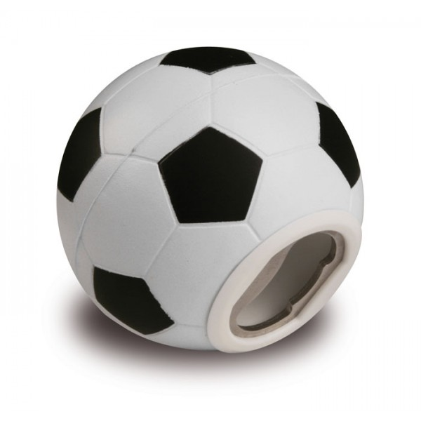 S26128-ST2-DIG - Apribottiglia pallone da calcio personalizzato