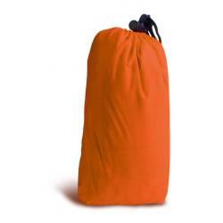 Giacca antipioggia con sacchetto personalizzato