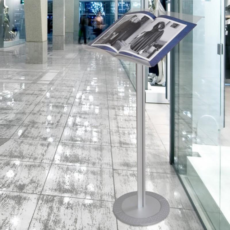 Leggio Da Terra Plexiglass.Leggio Da Pavimento Soistes Desk Sode2a3h