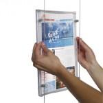 SOPI2020 - Espositore A4 mobile per poster e foto