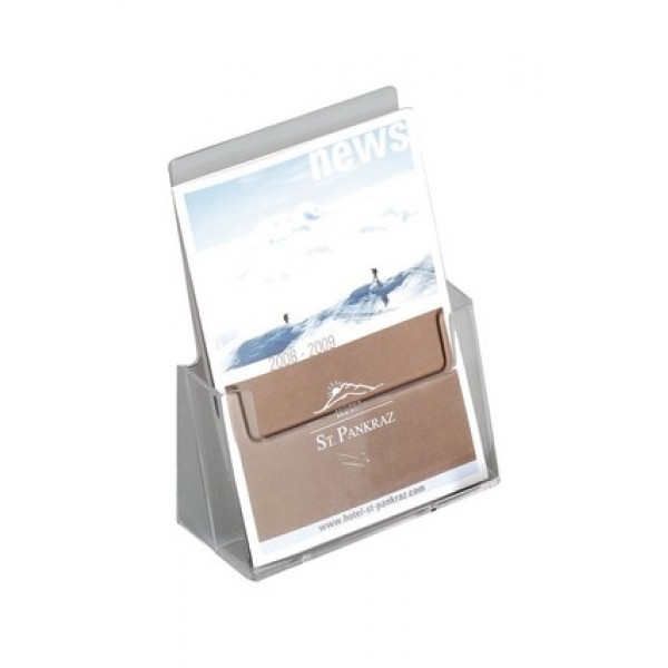 TYC160 - Portadepliant A5 da banco Taymar counter single